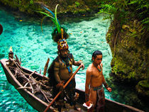 Mayan Dancers by Noe Casas