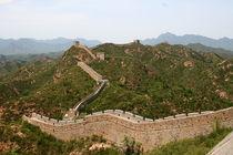 the Great Wall of China by ShuiZhou He