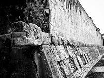Mayan Ballgame, Chichen-Itza von Noe Casas