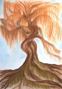 Baumfrau - womantree by Patti Kafurke