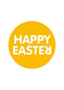 Happy Easter von Raphael Mahon