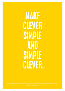 Simple Clever  by Raphael Mahon