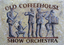OLD COFFEEHOUSE SHOW ORCHESTRA von Roland H. Palm