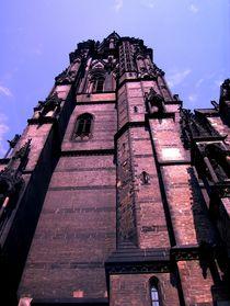 Nikoleikirche in Hamburg von Andreas Deutschmann
