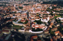 Miniature Vilnius by Vitalij  Sidorovic