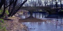 Swann Mill Bridge von © Joe  Beasley