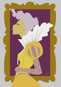 Lady Portrait by friz