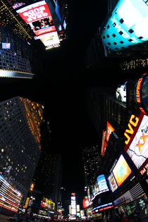 Times Square, NYC von Ines Schäfer