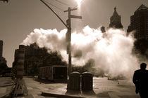 Column of smoke von Ines Schäfer