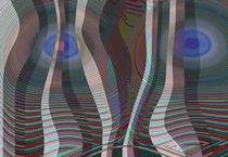 Strukturcollage von Peter Norden