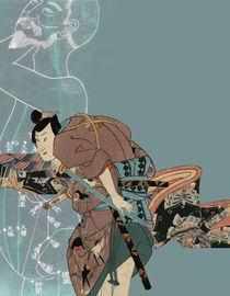 The Kabuki Samurai by João Tinoco