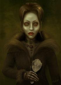 ELISABETH BÁTHORY by Franziska Franke