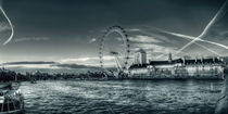 London Eye von Nizar Bredan
