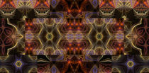 Fractal energy braided by Josef Johann Michel
