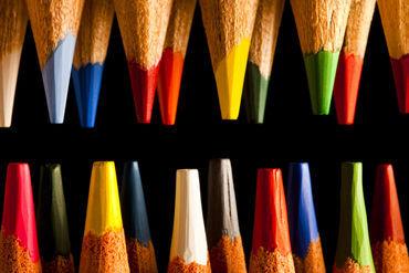Panting-pencils