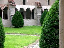Italian Monastery by Peet Wolmarans