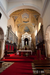 Interior of a Church von safaribears
