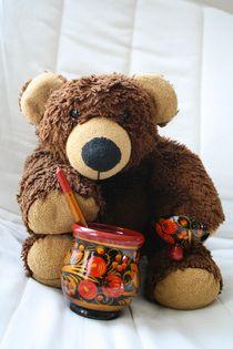 Geschenk aus Russland by Olga Sander