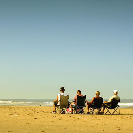 Strand-erleben