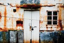 Rusted Line von Lauren Mae