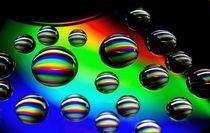 Rainbow Drops von Martin Schaier
