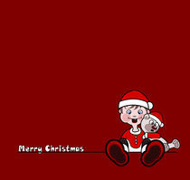 Frohe Weihnachten by deboracilli