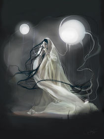 Woman or Wraith? von Charlotte Winroth