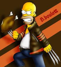 Homer-wolverine