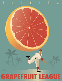 Grapefruit League by John Tomac