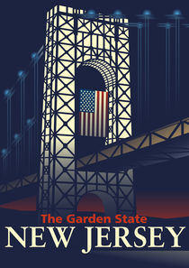 George Washington Bridge by John Tomac