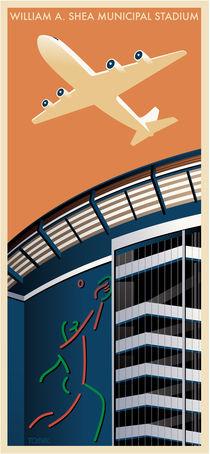 Shea Stadium by John Tomac