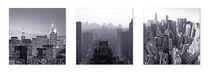New York City Art Print von temponaut