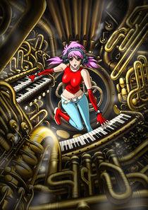 Tube Music by Leonardo Giron