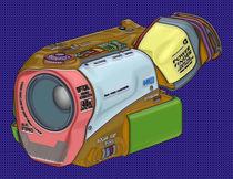 Designer Camcorder von Blake Robson