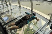 World souvenir: Shanghai,  Oriental Pearl TV Tower von Manel Clemente