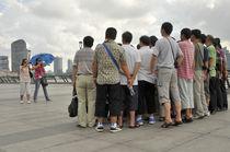 World souvenir: Shanghai, the Bund von Manel Clemente