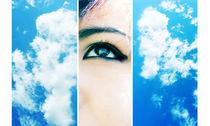 Turning Blue by Iskrenna Panayotova