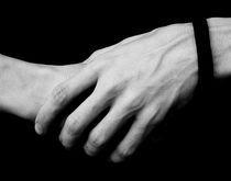 Artist's Hands by Iskrenna Panayotova