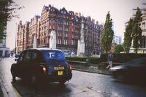 Manchester by Iskrenna Panayotova