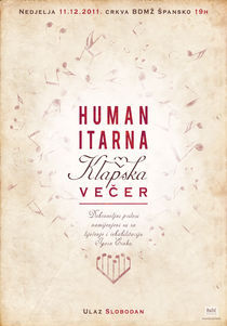 Humanitarian Concert von Luka Balic