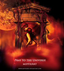 Pray-to-the-universe