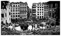 Piazza di Spagna von Gantcho Beltchev
