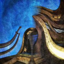 Nacht (2) von Tanja Dovens