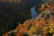 Indian Summer an der Nahe by rheo