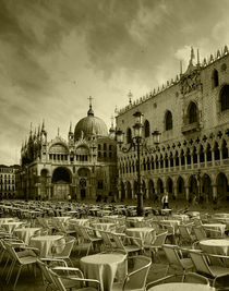 St. Mark's Square by Matt Marcinkowski