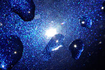 Aquamarine Starburst by Dan Dorland