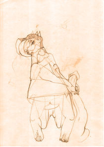 Hunt the Elephant von Kamila Galecka