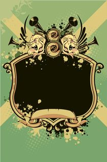 Jamaica poster  von Robert Filip