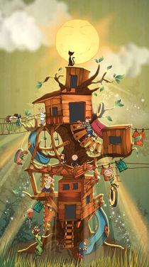tree house by Robert Filip