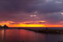 Sunset by Evren Kalinbacak